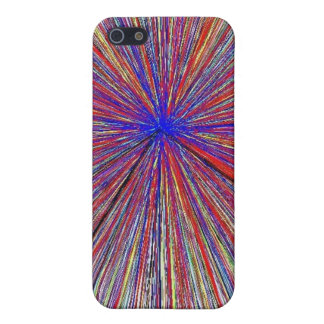 Pyramind power of love iPhone SE/5/5s cover