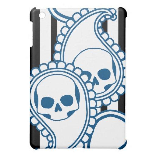 Pyre (Blue) iPad Case
