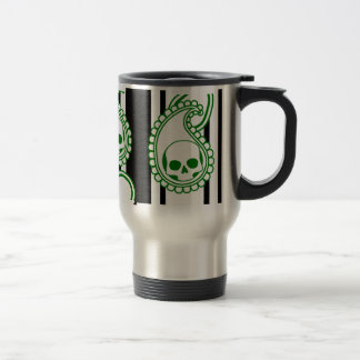 Pyre (Green) Travel Mug