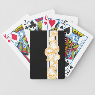Pyre Ivory (Amber) Playing Cards