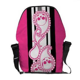 Pyre (Magenta) Messenger Bag