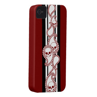 Pyre (Red) iPhone 4 Case