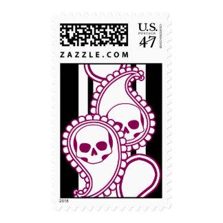 Pyre (Red-Violet) Stamp