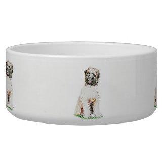 Pyrenean Shepherd Bowl