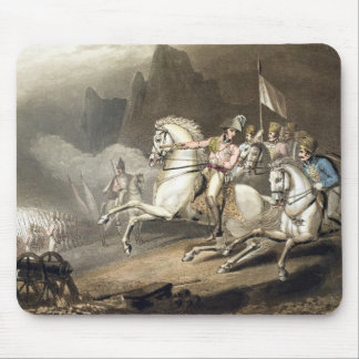 Pyrenees, 28th July 1813, from 'The Victories of t Mouse Pad