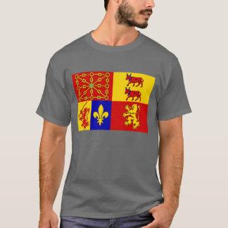 Pyrénées-Atlantiques flag T-Shirt
