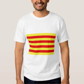 Pyrénées-Orientales flag T Shirt