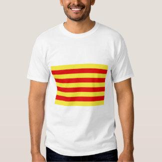 Pyrénées-Orientales flag Tee Shirt