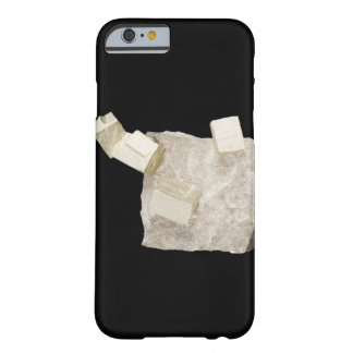 Pyrite Crystals in Shale Barely There iPhone 6 Case