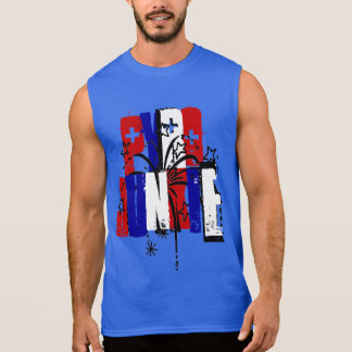 Pyro Junkie Sleeveless Shirt