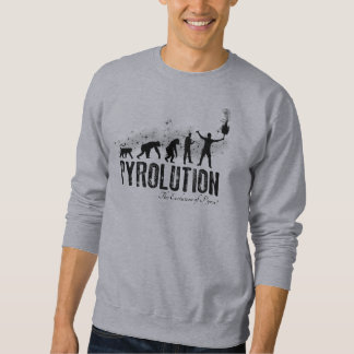 Pyrolution - The evolución of Pyros Suéter
