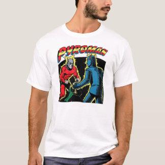 Pyroman Comic Tshirt