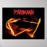 PYROMANIA poster