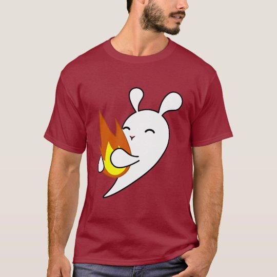 Pyromaniac Pooka T-Shirt