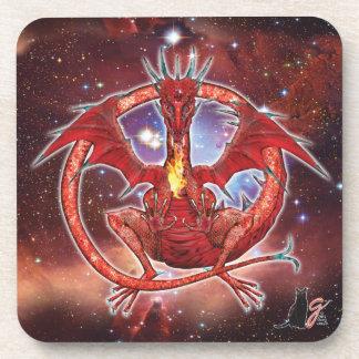 Pyrope Cosmic Dragon Coaster