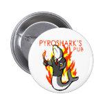 Pyroshark's Pub Pins