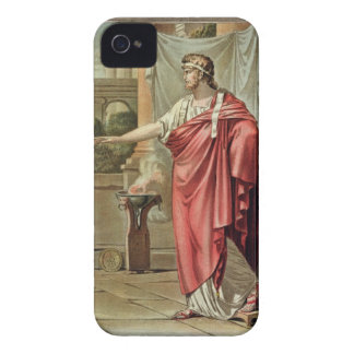 Pyrrhus, costume for 'Andromache' by Jean Racine, iPhone 4 Case-Mate Case