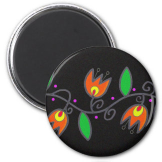 Pysanka Symbol: Vine Magnet
