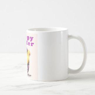 Pysanky Easter Egg & Chick Coffee Mug