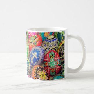 pysanky mug - Customized