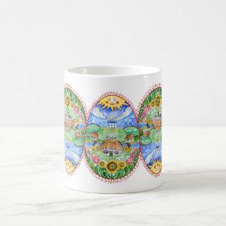 Pysanky Ukrainian Easter egg Coffee Mug