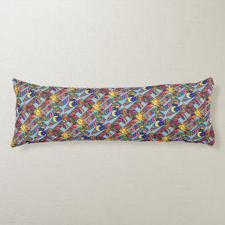 Pyschedelic Love Body Pillow