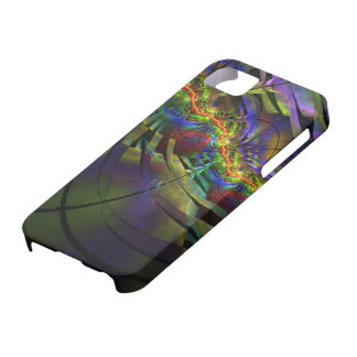 pyschedelic Trans iPhone 5 Covers