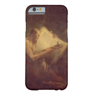 Pythagoras (6th century BC) (oil on canvas) iPhone 6 Case
