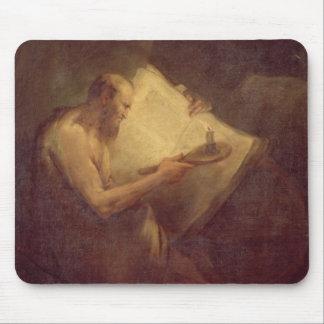 Pythagoras (6th century BC) (oil on canvas) Mouse Pad
