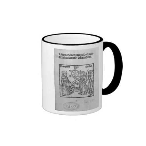Pythagoras  and Music Mug