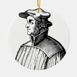 Pythagoras Ceramic Ornament