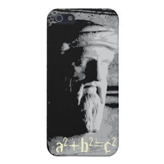Pythagoras law case for iPhone SE/5/5s