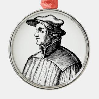 Pythagoras Metal Ornament