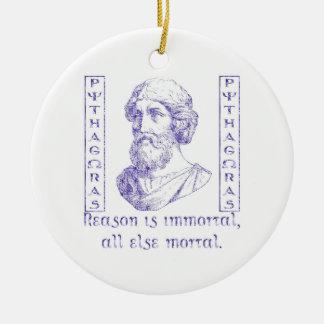 Pythagoras Ornament