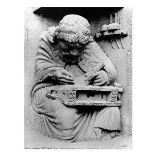 Pythagoras Postcard
