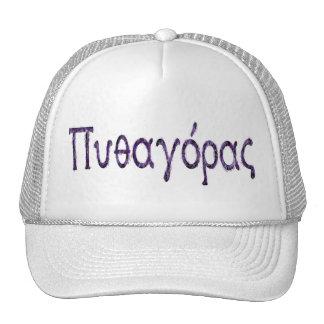 Pythagoras Trucker Hat