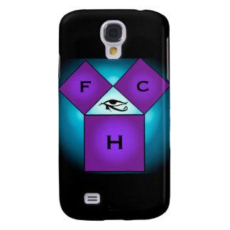 Pythagorean Mason Galaxy S4 Cases