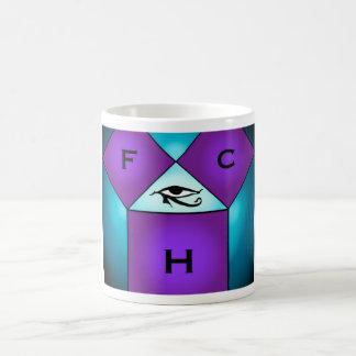 Pythagorean Mason Coffee Mug