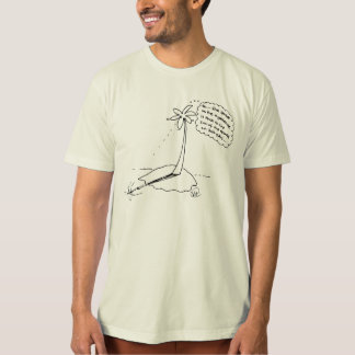 Pythagorean Palm Tree T Shirt