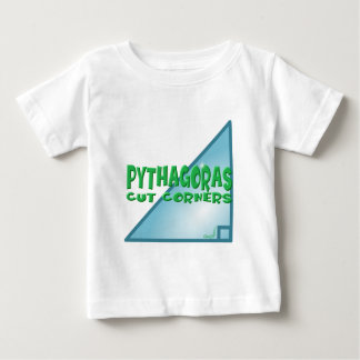 Pythagorean Theorem Baby T-Shirt