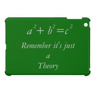 Pythagorean theorem funny iPad case
