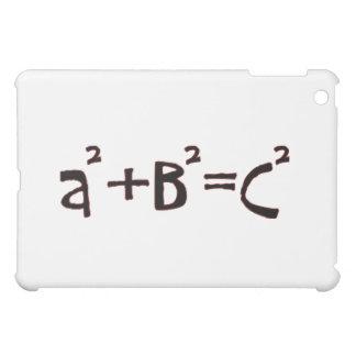 Pythagorean Theorem iPad Mini Cases