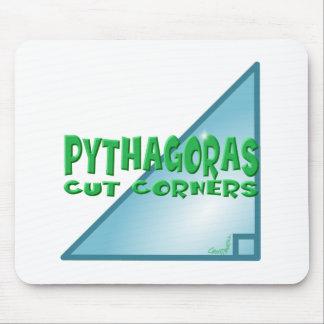 Pythagorean Theorem Mouse Pad