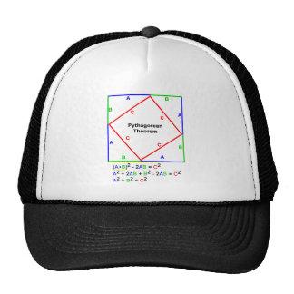 Pythagorean Theorem Proof Trucker Hat