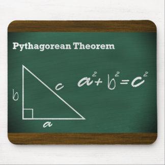 Pythagorean Therom Mousepad