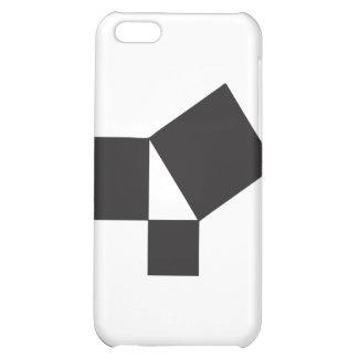 pythagorian thoerem iPhone 5C cover