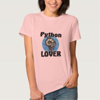 Python Lover T Shirts
