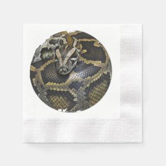 """""""Python"""" matching kitchen/dining accessories Paper Napkin"""