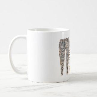 Python Print Pants Coffee Mug