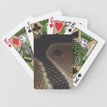 Python Skin Playing Cards
